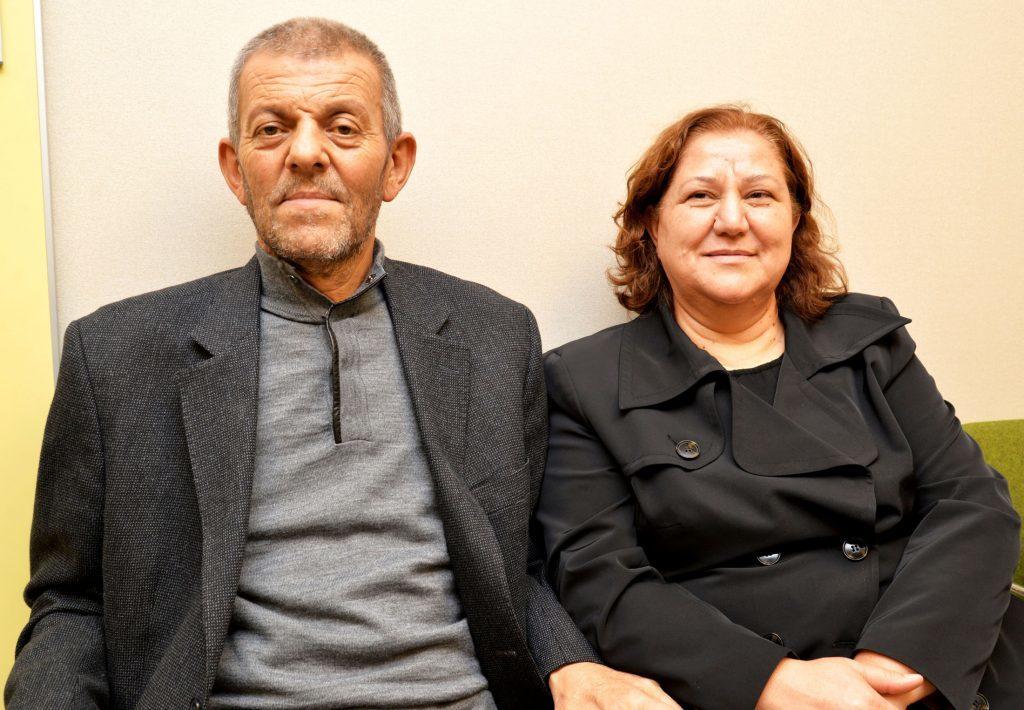 Kaptan Yener Çelebi (54) ve karaciğerinden bir parça vererek abisinin yaşama tutunmasını sağlayan kız kardeşi Gülaydan Köse (49).