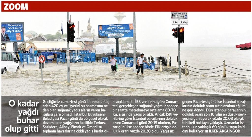 22 Temmuz 2014 -VATAN Gazetesi