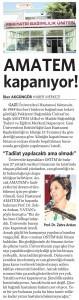 25 Temmuz 2014 - Vatan Gazetesi