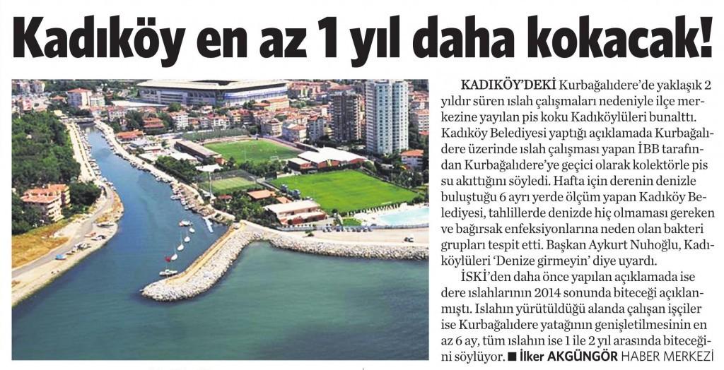 17 Ağustos 2014 - Vatan Gazetesi