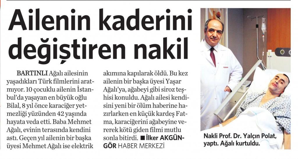 10 Kasım 2014 Vatan Gazetesi 4. sayfa