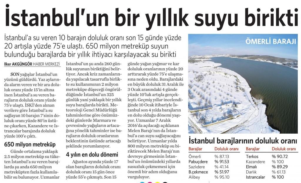 12 Ocak 2015 Vatan Gazetesi 4. sayfa