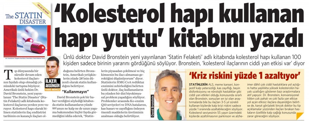 24 Mart 2015 Vatan Gazetesi 4. sayfa