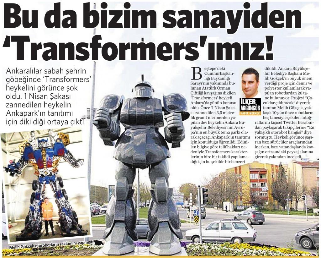3 Nisan 2015 Vatan Gazetesi 4. sayfa