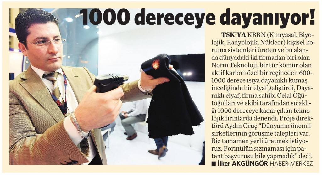 25 Mayıs 2015 Vatan Gazetesi 3. sayfa
