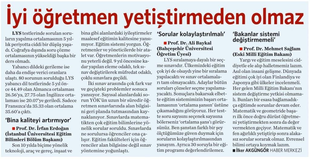 2 Temmuz 2015 Vatan Gazetesi 6. sayfa