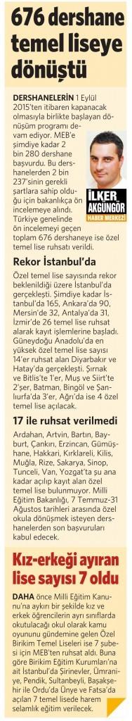 3 Temmuz 2015 Vatan Gazetesi 5. sayfa