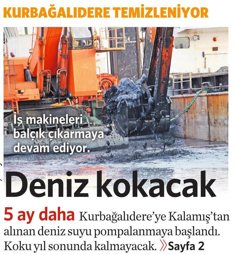 7 Ağustos 2015 Vatan Gazetesi 1. sayfa