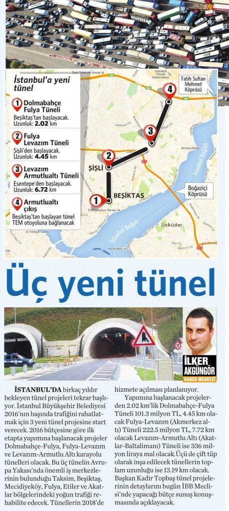 12 Kasım 2015 Vatan Gazetesi 6. sayfa