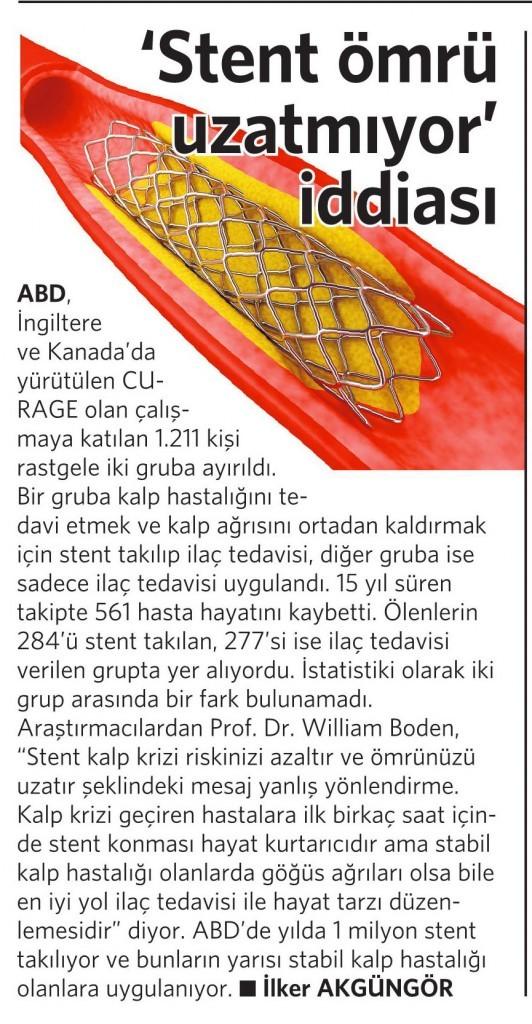 11 Ocak 2016 Vatan Gazetesi 4. sayfa