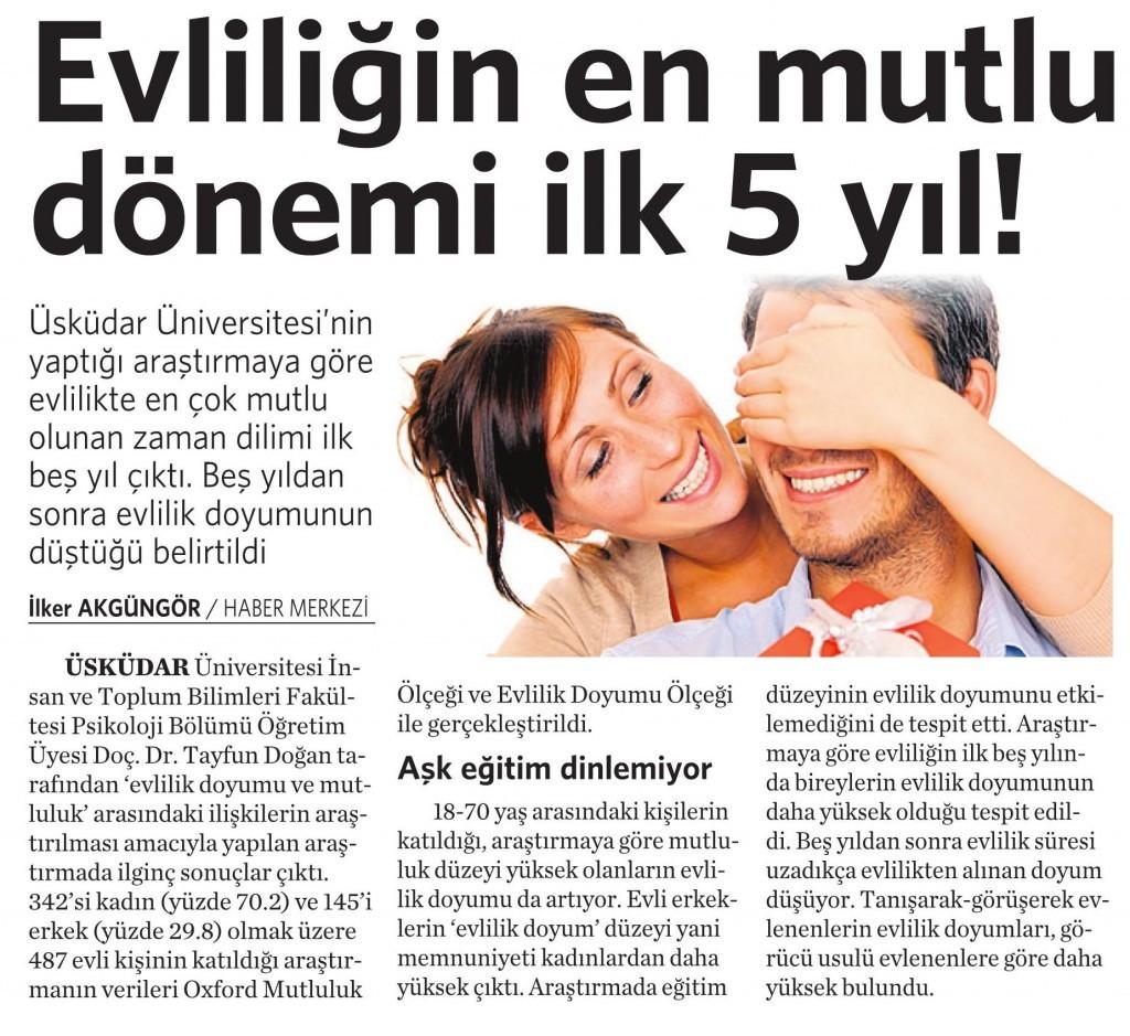 13 Şubat 2016 Vatan Gazetesi 2. sayfa