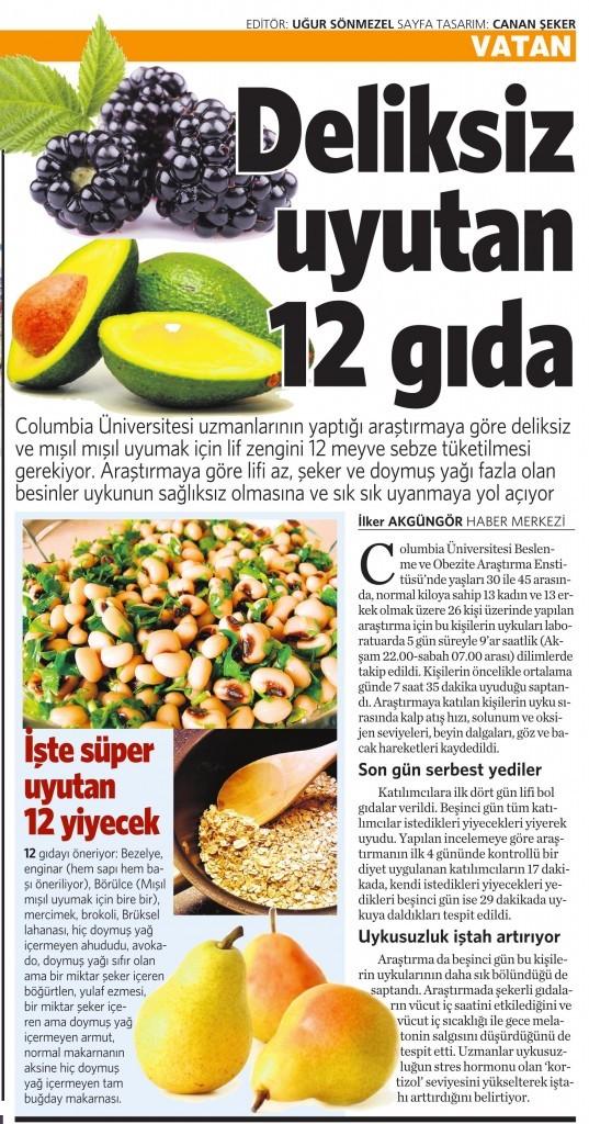 22 Şubat 2016 Vatan Gazetesi 4. sayfa