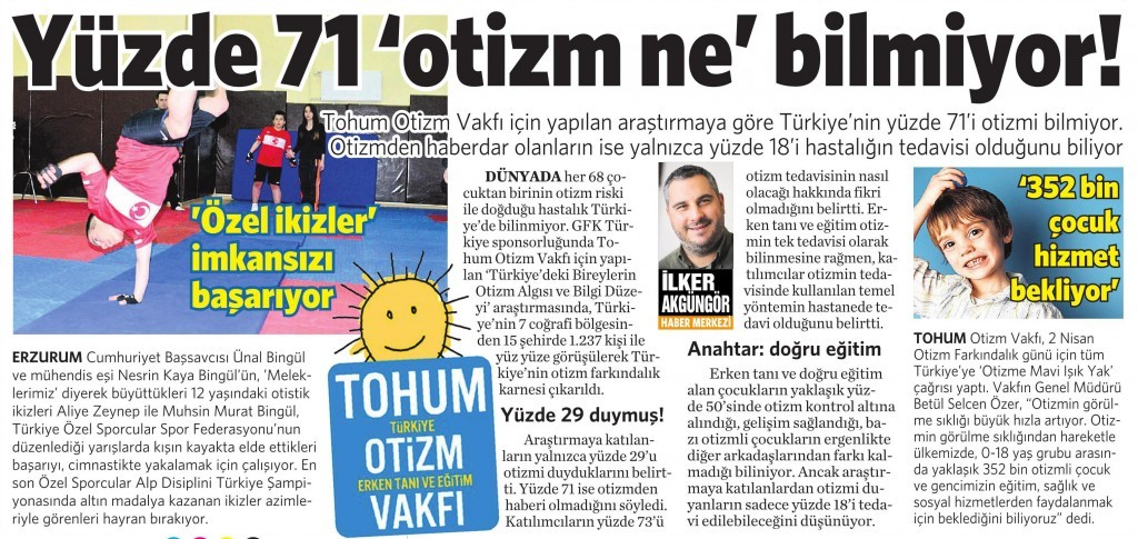 3 Nisan 2016 Vatan Gazetesi 4. sayfa