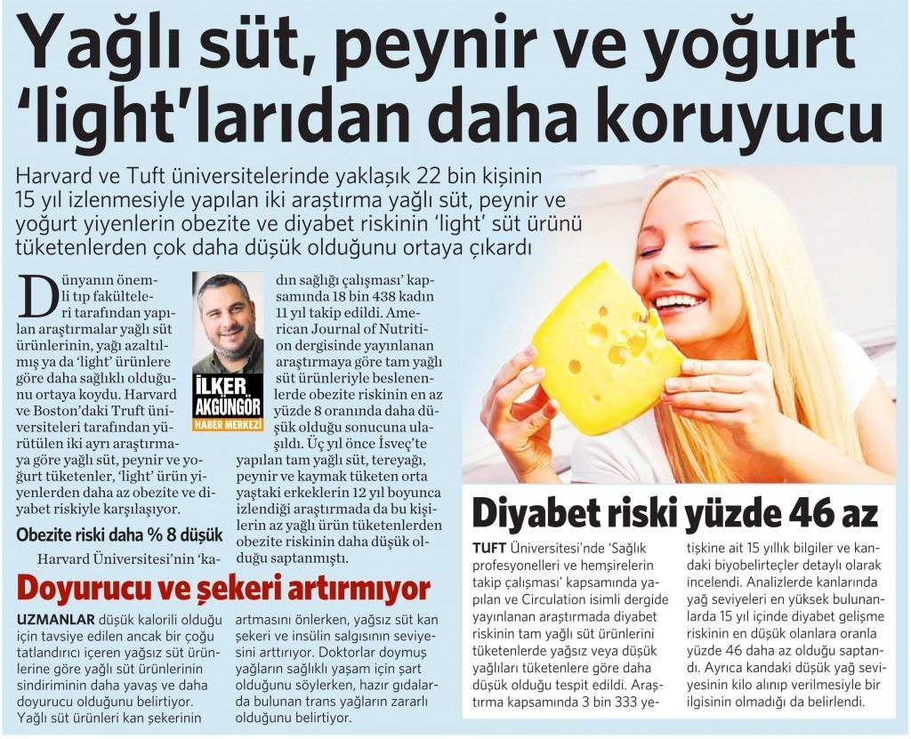 10 Nisan 2016 Vatan Gazetesi 4. sayfa