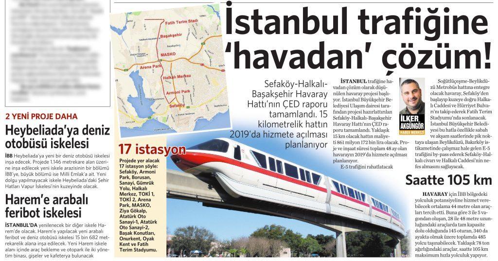 13 Mayıs 2016 Vatan Gazetesi 12. sayfa