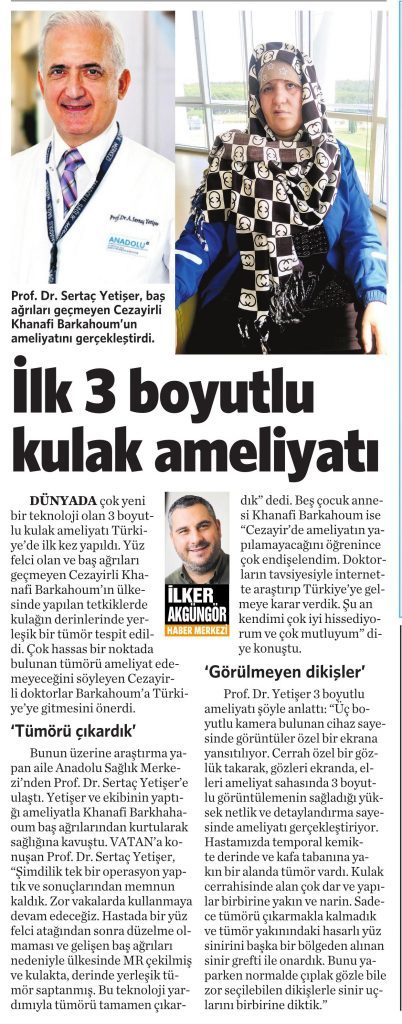 9 Temmuz 2016 Vatan Gazetesi 4. sayfa