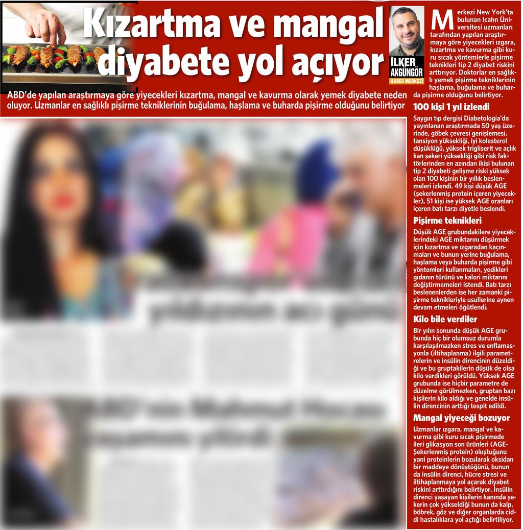 18 Eylül 2016 Vatan Gazetesi 4. sayfa
