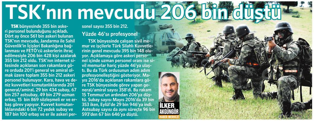 5 Ekim 2016 Vatan Gazetesi 15. sayfa