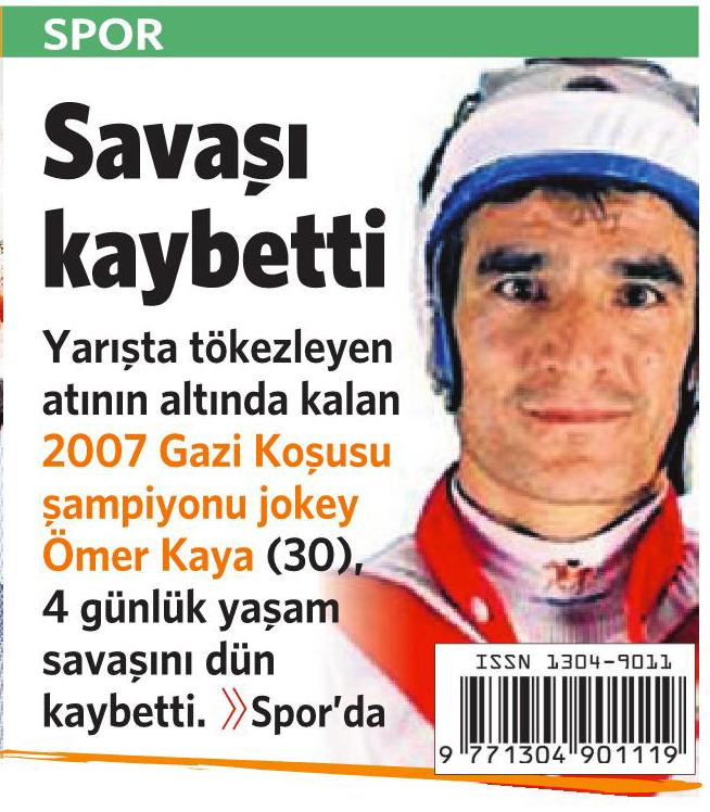 11 Ekim 2016 Vatan Gazetesi 1. sayfa