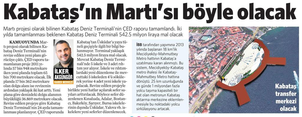 25 Ekim 2016 Vatan Gazetesi 3. sayfa