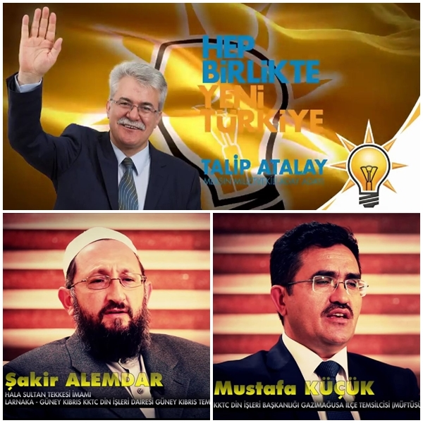 AKP Mersin milletvekili aday adayı Prof. Dr. Talip Atalay.