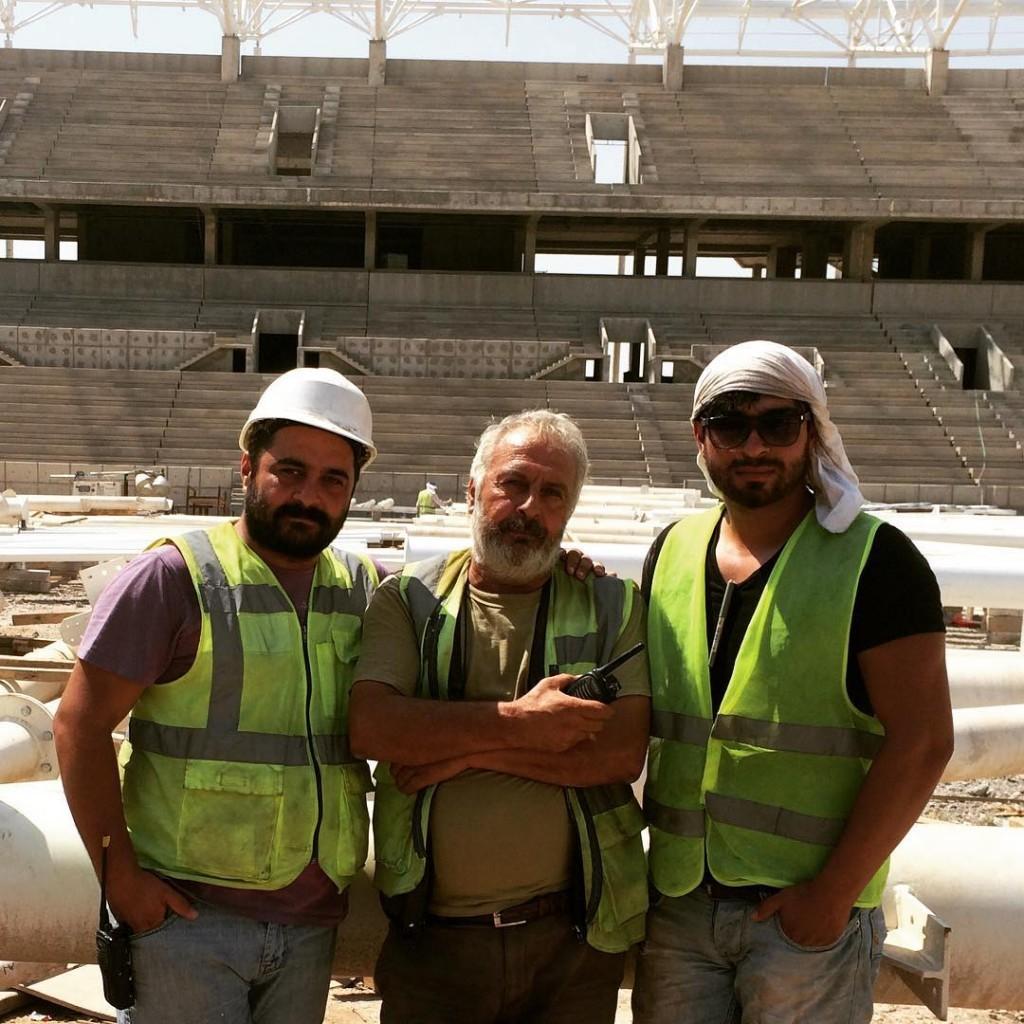Irak'ta kaçırılan Türk işçiler arasında Formen Necdet Yılmaz ve mühendis oğlu Coşkun Yılmaz'da bulunuyor.