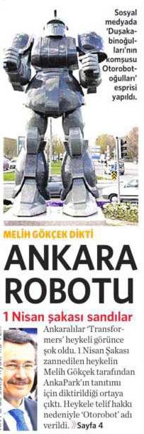 3 Nisan 2015 Vatan Gazetesi 1. sayfa