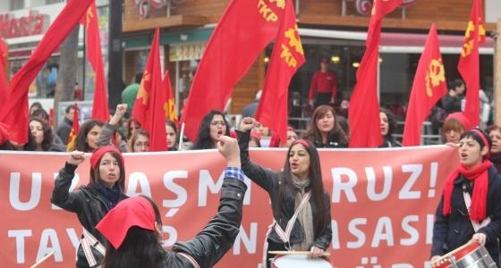 TKP'nin 550 milletvekil adayının tamamı kadınlardan oluştu